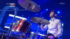 CNBLUE - Man Like Me, I'm Sorry Goodbye Stage @KBS Music Bank 130222(1) 20