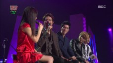 CNBLUE - OT, Yes, Talk, IS, CS @MBC Beautiful Concert 130225 052