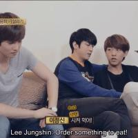 [Vid] 131121 CNBLUE & FNC Family @ tvN Cheongdamdong 111 Full E01 [Eng Subs]