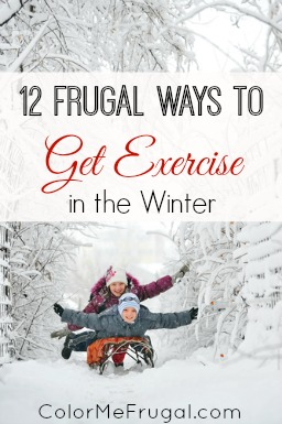 12 Cheap Ways to Get Exercise in the Winter
