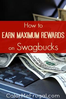 How to Earn Maximum Rewards on Swagbucks