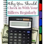 Why It's Important to Check in With Your Billers Regularly