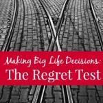 The Regret Test