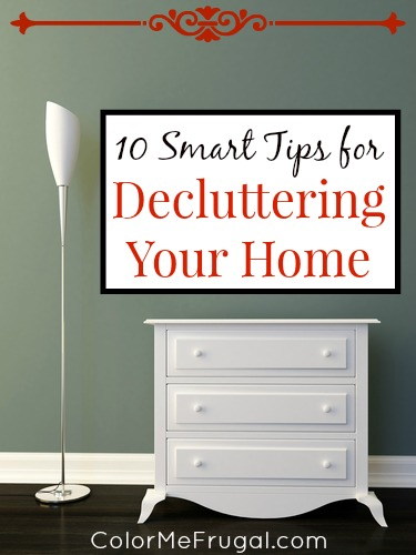 10 Smart Tips for Decluttering Your Home