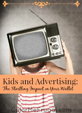 Kids and Advertising