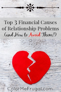 Top 3 Money-Related Causes of Divorce