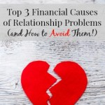 Top 3 Financial Causes of Divorce