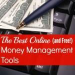 The Best Online Money Management Tools