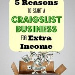 5 Reasons to Start a Craigslist Business for Extra Income
