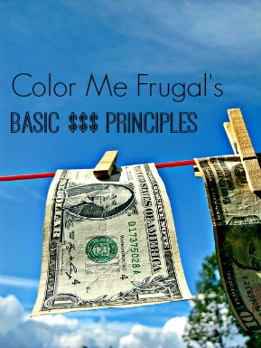 Basic Money Principles