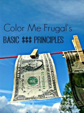 Basic Money Principles