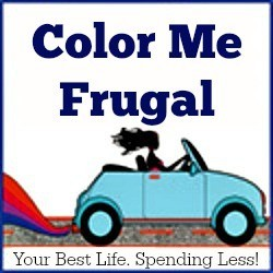 About Color Me Frugal