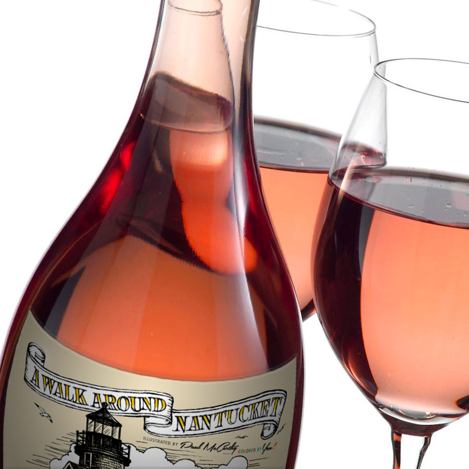 rose-wine-label