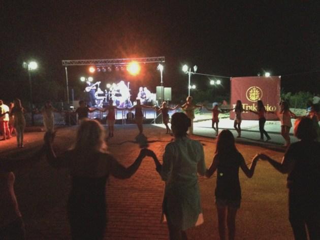 """""""Paniyiri"""" Greek Festival. Festival Grego."""