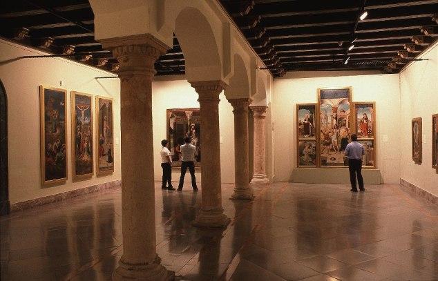 ACTIVIDADES EN EL MUSEO DE BELLAS ARTES