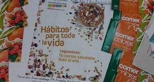Día Nacional de la Nutrición en Torrecárdenas