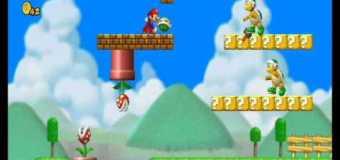 Mi juego favorito: Super Mario Bros