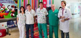 El Puerta del Mar y Lilly instalan una zona de juegos dedicada a los niños con diabetes