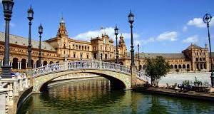 Mis visita por Sevilla