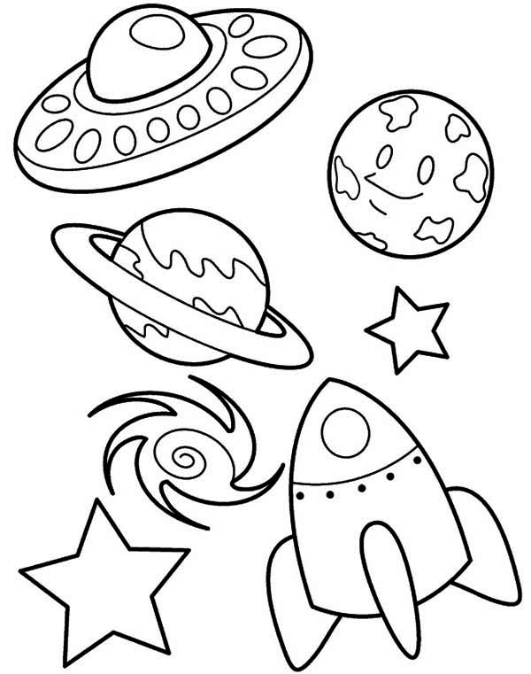 Ufo Rocket Star Blackhole Earth Coloring Space Coloring Page Download Print Online Coloring Pages For Free Color Nimbus