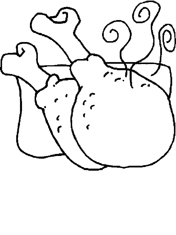 eat healthy food avoid junk food coloring page  download