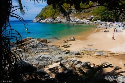 Phuket's little secret : Ya Nui beach