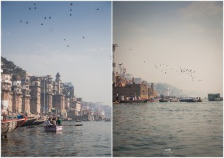 The old world charm of Varanasi