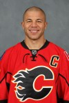 Hockey icon Jarome Iginla.