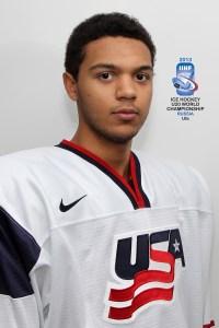 Seth Jones (Photo: USA Hockey).