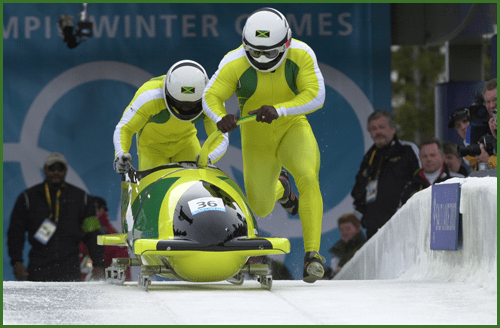 Jamaica hopes hockey-playing cool runners will accompany its bobsled team to the 2018 Winter Games.
