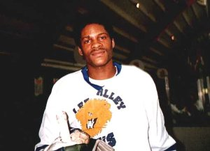 From player to coach, Eddie Joseph pays it forward with Lee Valley club.