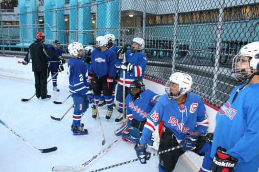 Ice Hockey in Harlem players are looking for a place to skate after their home rink is suddenly closed for repairs.