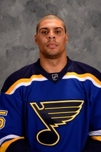 St. Louis Blues Headshots