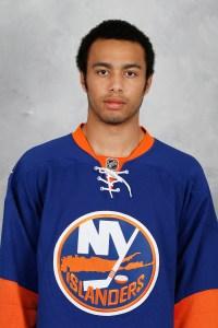 IceDogs' Josh Ho-Sang, a N.Y. Islanders draft pick, met Akil Thomas after OHL draft.