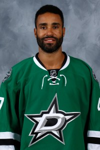 Dallas Stars' Johnny Oduya.