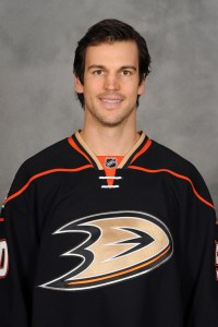 Anaheim Ducks forward Antoine Vermette.