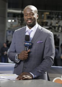 Anson Carter Thecolorofhockey
