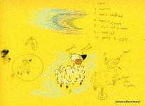 sheep sketch2002