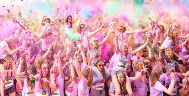 Конкурси та кольорий забіг: як у Франківську святкуватимуть День молоді