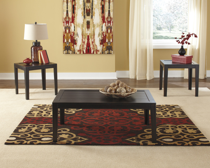 rent to own Gallatin rent to own     Rent to Own Furniture Gallatin     Delormy 3 Piece table set