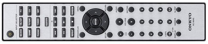 Onkyo TX-8140 Remote Control
