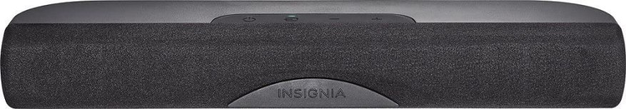 Insignia™ - 2.0-Channel Small Soundbar