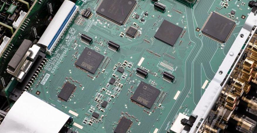 DSP Denon AVR-X6700H