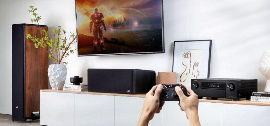 Gaming Denon AVR-X6700H