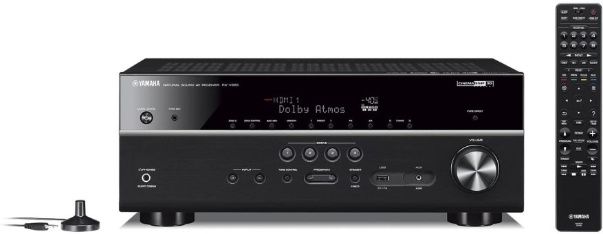 Yamaha RXV685 Review - AVR Receiver
