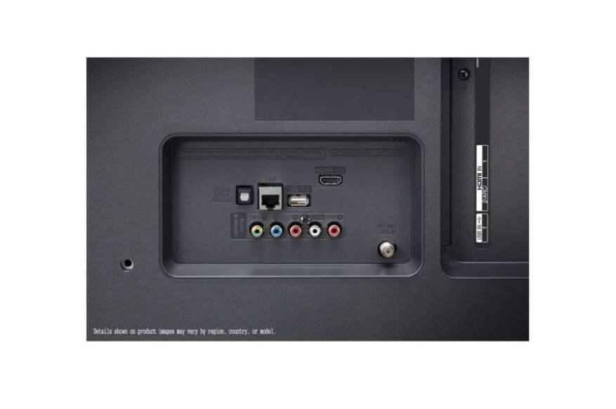 LG 65UM7300AUE Review - Back Panel