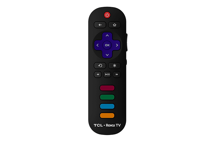 TCL 65S421 RC 282 Remote