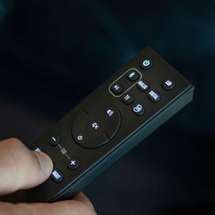 Klipsch Cinema 600 Remote Control