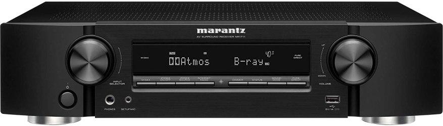 Marantz NR1711 7.2 Receiver