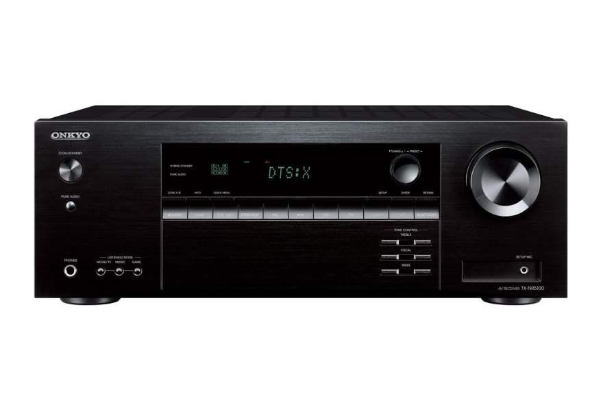 Onkyo TX-NR5100 Front
